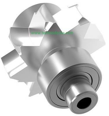 ротор CASTELLINI-SILENT-POWER