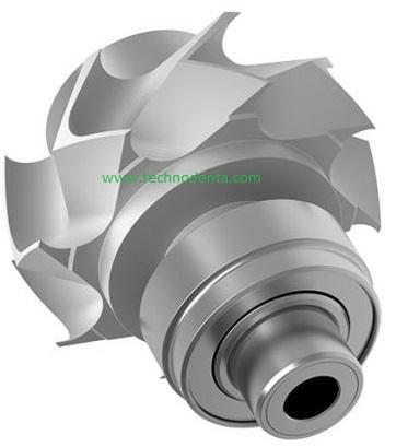 ротор SIRONA-T1-CONTROL-TC3