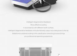 Ултразвуков пиезон DTE D600 LED