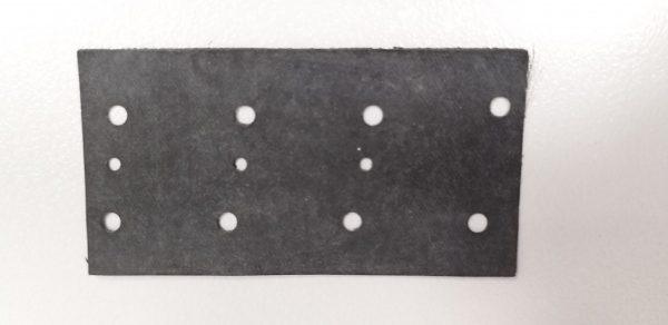 Мембрана за пневматичен блок за 3 инструмента