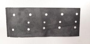 Мембрана за пневматичен блок за 4 инструмента