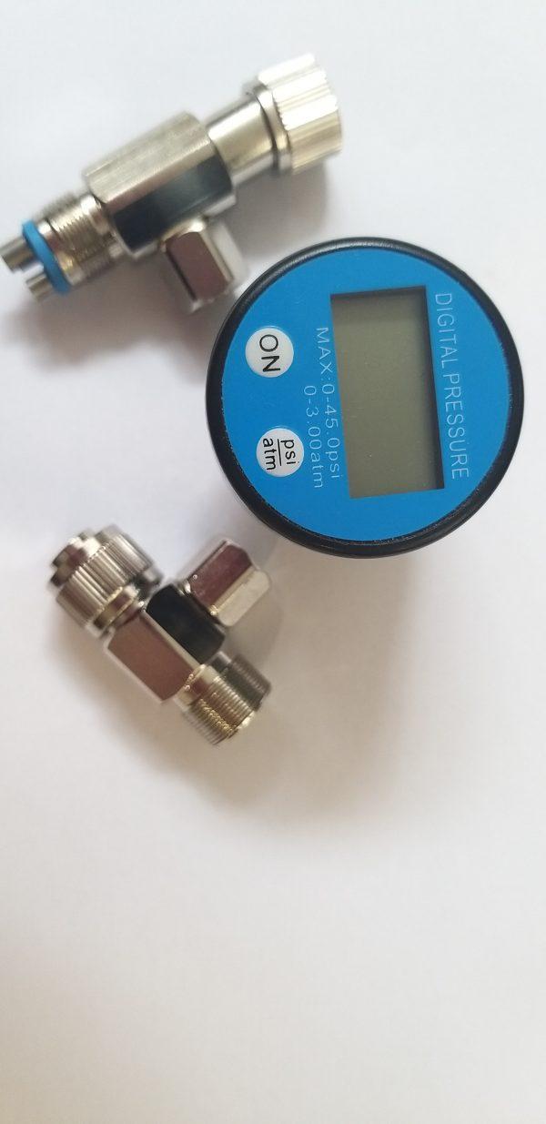 Дигитален манометър - среден-М4В2